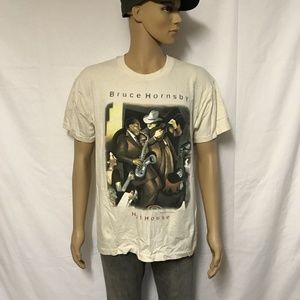 bruce hornsby hothouse 1995 large tour tee